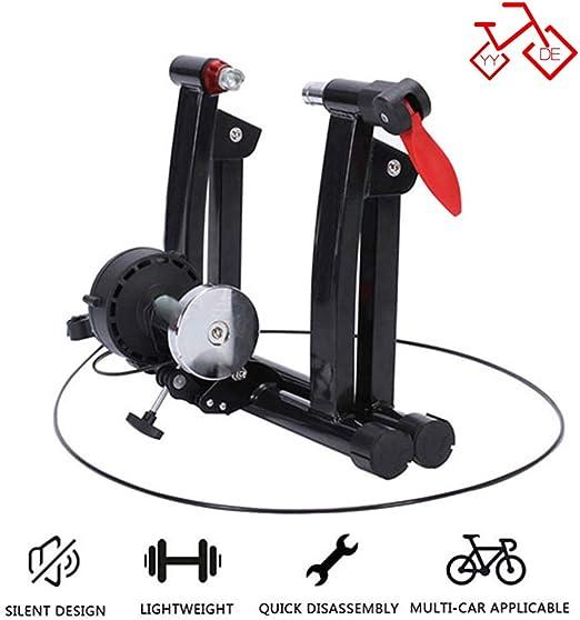 YYDE Bicicleta Trainer Soporte Cubierta de Bicicleta de Ejercicios ...