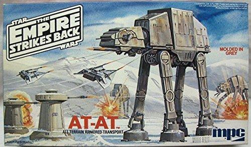 [Star Wars, The Empire Strikes Back, AT-AT All-Terrain Armored Transport, 1981] (Star Wars At At Walker)