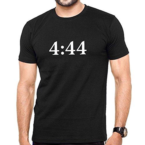 4:44 Jay-Z Beyonce New Album T-Shirt (3XL, Black)
