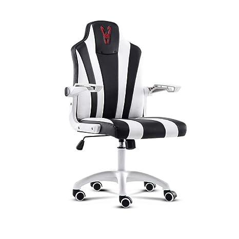 Amazon.com: LXLTL silla de oficina, silla de escritorio ...
