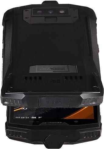 DOO GEE S80 Lite - Batería de 4 GB + 64 GB 10080 mAh para Android ...