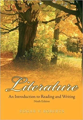 Book Literature: An Introduction to Reading and Writing (9th Edition) 9th (ninth) Edition by Roberts, Edgar V. published by Prentice Hall (2008)