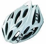 LAS Squalo Men's Cycling Helmet - White, 57-63 cm