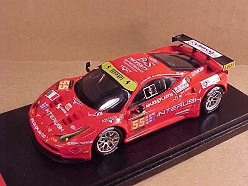 (Fujimi 1/43 Resin Ferrari 458 Italia GT2, 2013 LeMans, INTERUSH, #55 #FJM1443003 ^G#fbhre-h4 8rdsf-tg1368464)