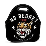 Best Tiger Mens Lunch Boxes - No Regret Tiger Neoprene Lunch Bag Lunch Boxes Review