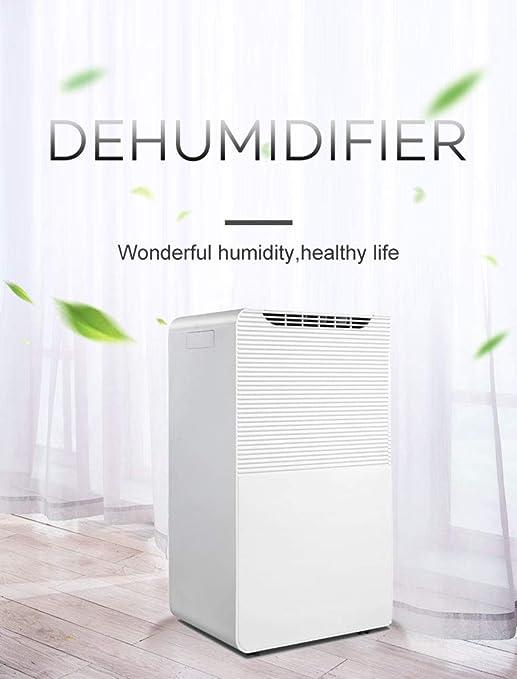 Deshumidificador de aire inteligente con pantalla LED,ionizador de ...