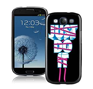 Fahionable Custom Designed Samsung Galaxy S3 I9300 Cover Case With Nike 21 Black Phone Case