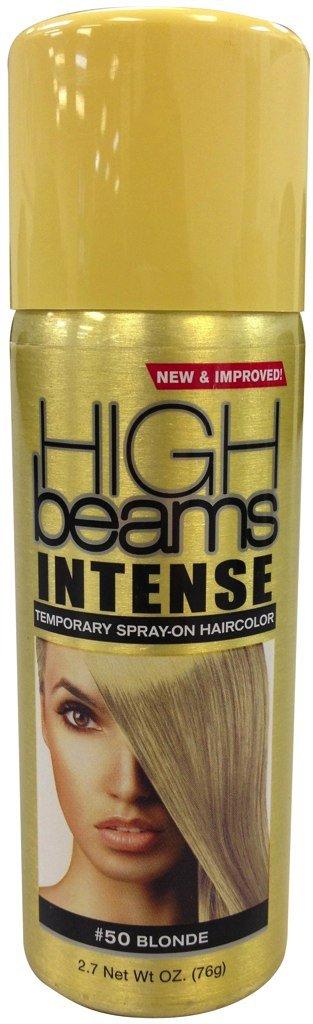 Amazon High Beams Intense Temporary Spray On Hair Color 50