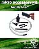 For Dyson Micro Vacuum Accessory Kit. Genuine Green Label...