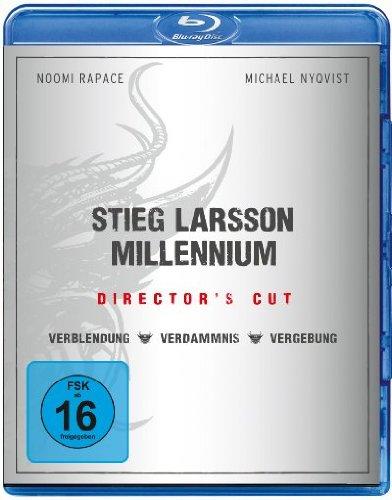 Stieg Larsson - Millennium Box