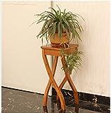 Office / living room / bedroom flower stand, floor-style antique frame, display rack, shelves, home decoration
