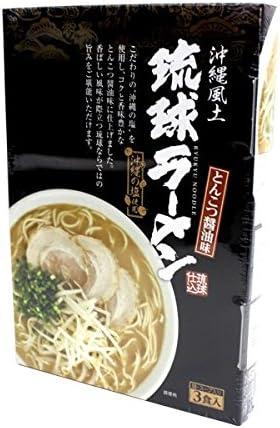 Keysystem 4974942200162 Ryukyu Ramen Tonkotsu - Salsa de soja (pequeña, 410 g), transparente: Amazon.es: Juguetes y juegos