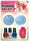 Konad Set Starter Kit for Stamping Nail Art