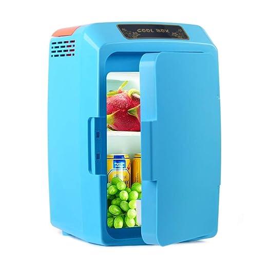 YIWANGO 12L Portátil Refrigerador Fría Caliente Doble Función ...