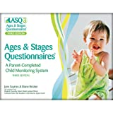 img - for Ages & Stages Questionnaires , Third Edition (ASQ-3 ): A Parent-Completed Child Monitoring System book / textbook / text book