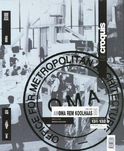 Leer libro croquis 131 132 oma rem koolhaas 1996 2006 el for El croquis pdf