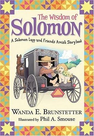 book cover of The Wisdom of Solomon Lapp