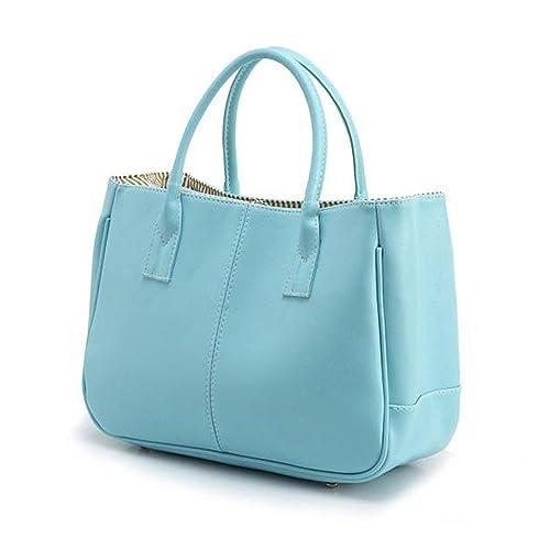 026c100cdb0d Amazon.com: Fieans Ladies Korea Simple Style Faux leather Clutch ...