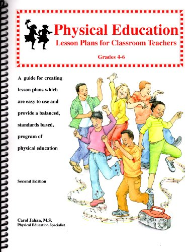 Download Physical Education Lesson Plans for Classroom Teachers, Grades 4-6 Pdf