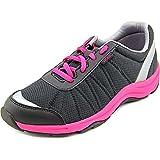 Vionic Alliance Women W Round Toe Synthetic Gray Walking Shoe
