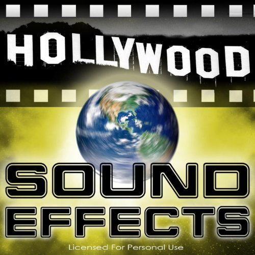 Hollywood Sound Effects - Volume 6