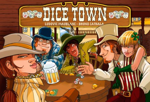 Dice Town by Asmodee