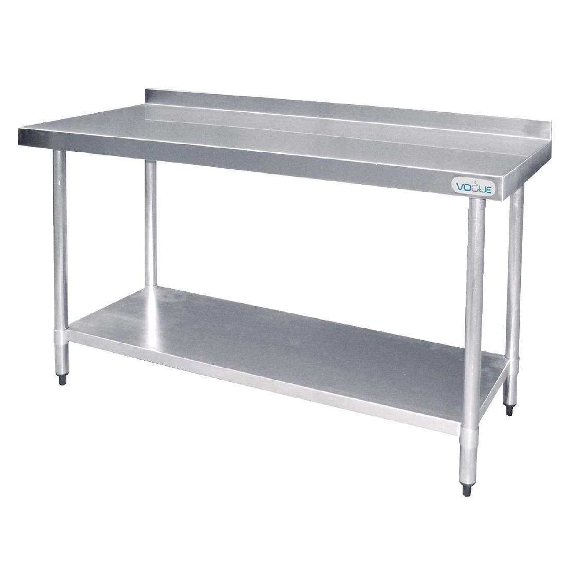 Vogue CB906/tavolo pieghevole in acciaio INOX