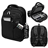 15.6 to 17.3 Inch Travel Hiking Computer Bag Fit for HP Elitebook, Envy, Envy x360, Essential, Gaming Pavilion, Pavilion, Probook, Spectre x360, Zbook, 15 17 Inch Notebook Laptop