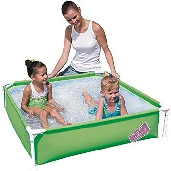 "H2OGO! My First Frame Pool 48"" x 12"" Green"