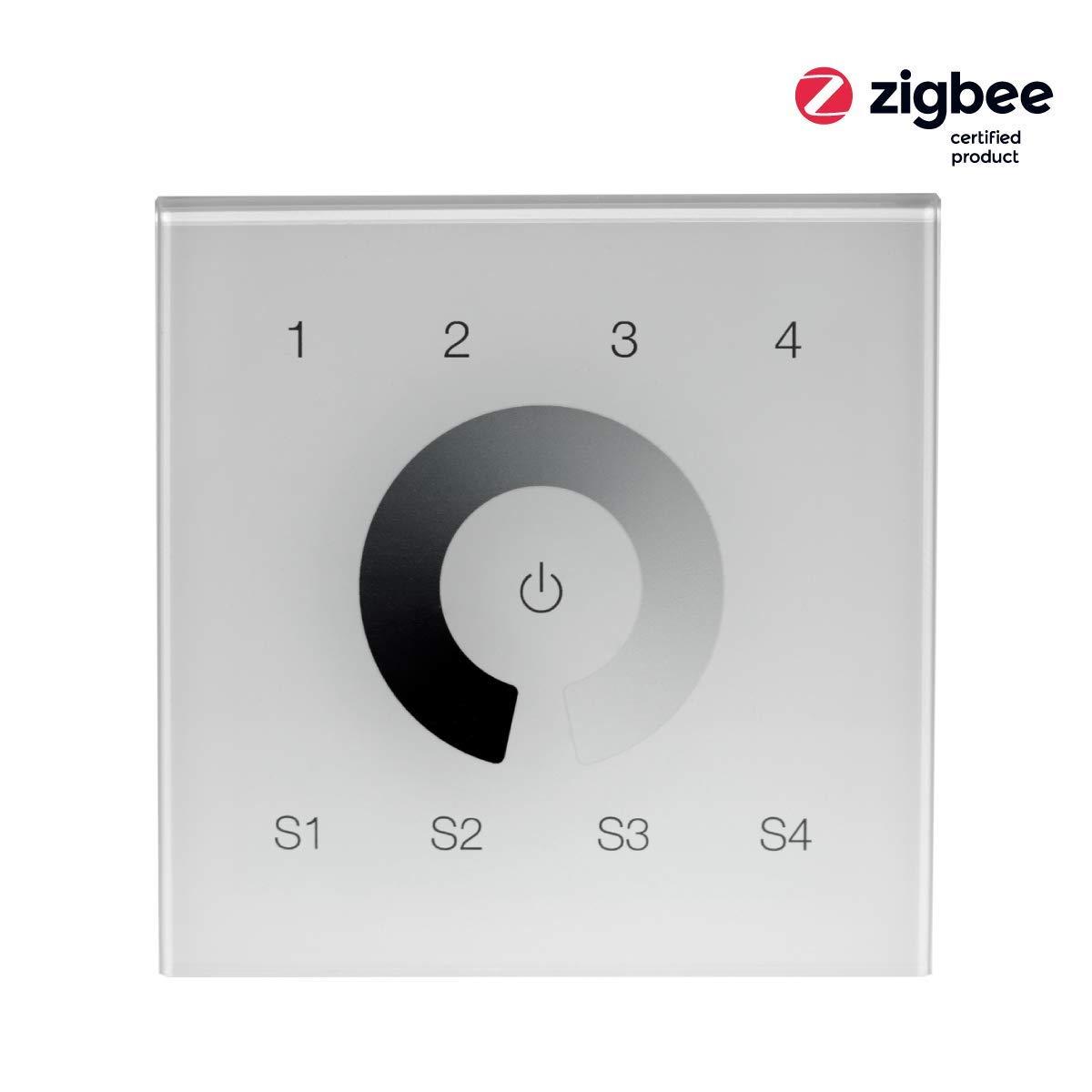 iluminize Zigbee 3.0 Variateur mural Touch 230.00V