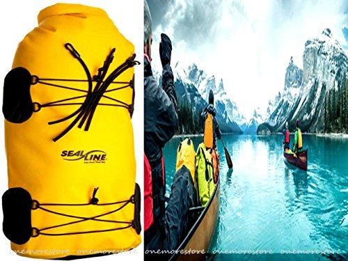 Kayak Deck Bag Waterproof Sealline Kayak Stern Dry Bags Backpack PVC Cruise Travel by Canoe