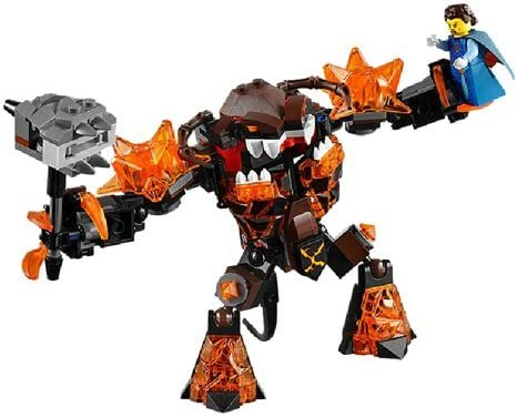 LEGO Nexo Knights - 70325 Infernox Captures the Queen Building Set by LEGO