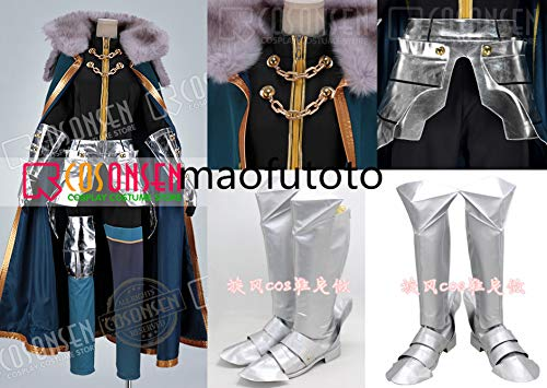 コスプレ衣装 Fate/Grand Order フェイトグランドオーダー FGO FGO ガウェイン+腰鎧+手甲(合皮)+マント+靴 Order コスプレ衣装 B07K2VZ6RV, 備長炭グッズのお店豊栄:49a9b3e6 --- ferraridentalclinic.com.lb