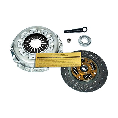 EF CLUTCH KIT fits 83-96 NISSAN PICKUP TRUCK 720 D21 PATHFINDER 2.0L 2.4L 4CYL