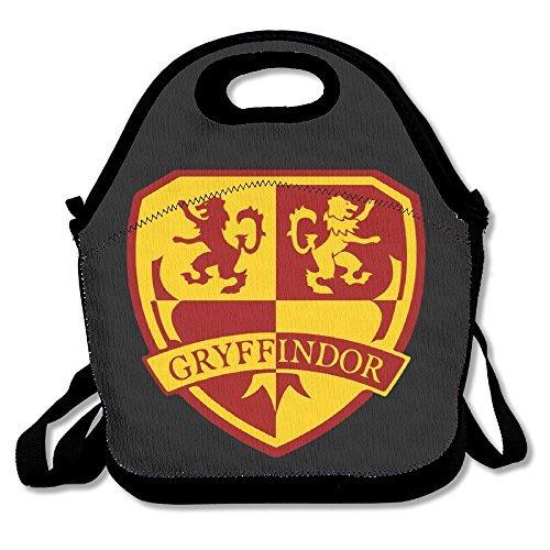 SuperWW Harry Potter Gryffindor Lunch Bag Tote Handbag