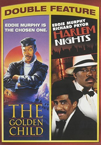 Harlem Nights/Golden Child (Double Feature) by Paramount Catalog