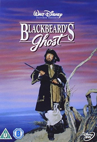 Disney Blackbeard's Ghost (1968) DVD