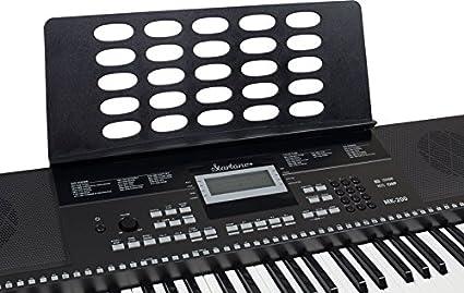 Teclado Electrónico de Studio startone MK200 Arranger 61 ...