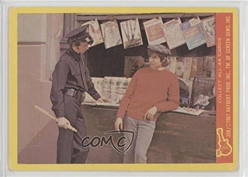 The Monkees Ungraded COMC Poor to Fair (Trading Card) 1967 Donruss The Monkees Series B - [Base] #35B ()