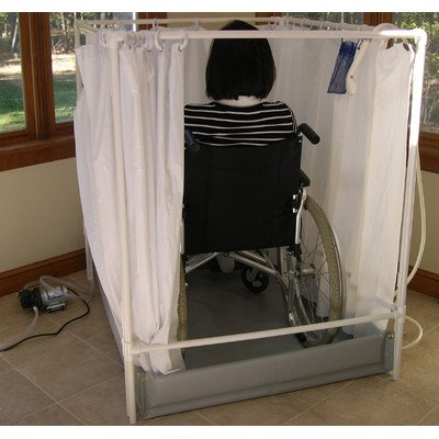 Wheelchair Accessible Shower - 1