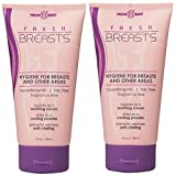 Fresh Breasts Lotion - The Solution for Women (2 Pack)