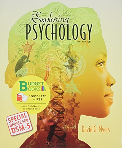 By David G. Myers Exploring Psychology (Loose Leaf) with DSM5 Udpate & LaunchPad 6 Month Access Card by .pdf