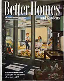 Better Homes And Gardens October 1948 Vol 27 Number 2