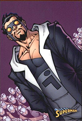 - 2013 DC Comics Superman The Legend #9 General Zod