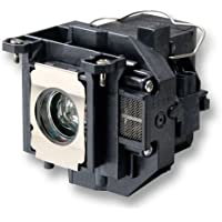 Osso Lamp - Original Bulb and Generic Housing for Epson ELPLP57 ELPLP57 / V13H010L57 Projector