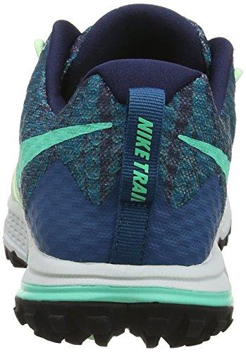 De vert Air 300 Bleu Gris Wildhorse Chaussures vert Abysse obsidienne Vapeur Wmns Running Vert Zoom Femme 4 menta Nike wYqxSHRY