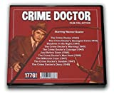 CRIME DOCTOR FILM COLLECTION - 5 DVD - 10 MOVIES - 1943-1949 with Warner Baxter by Warner Baxter