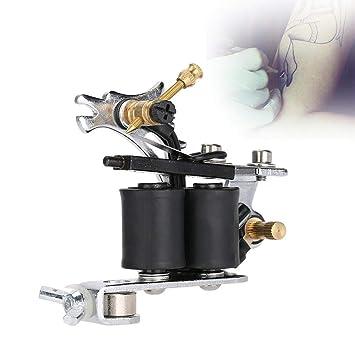 Máquina de Tatuaje Artesanal,10 bobinas de urdimbre máquina de ...