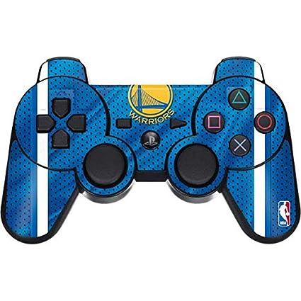 1732c3ee Amazon.com: Skinit Golden State Warriors Jersey PS3 Dual Shock ...
