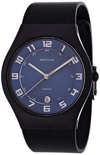 BERING watch Ultra Slim Titanium 11937-227 Men's [regular imported goods]